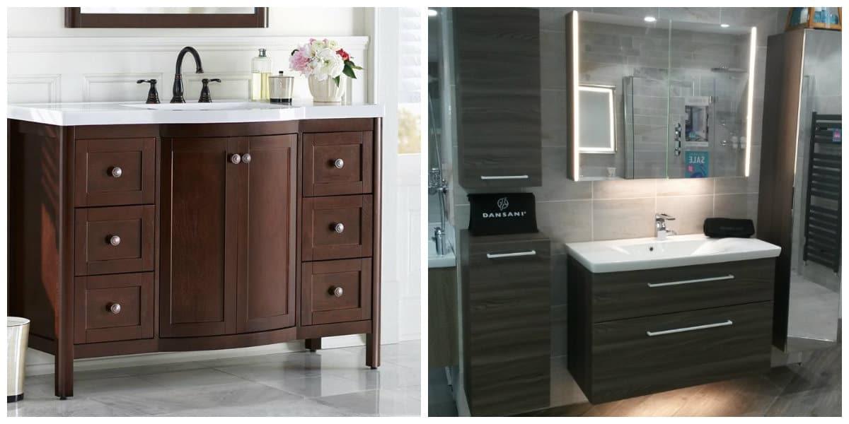 Baños 2020- ideas y muebles muy practicas para su uso diario