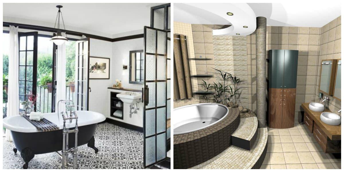 Baños 2020- comodidades modernas a gusto de los amantes de la moda