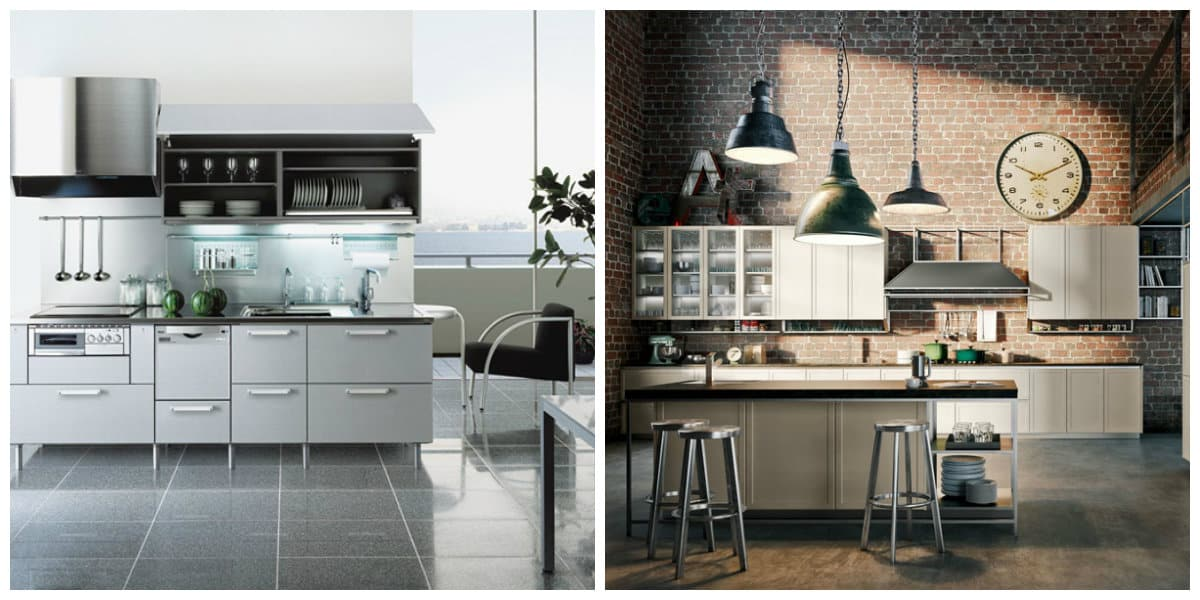 Cocinas 2020- mejores ideas para interiores de casas