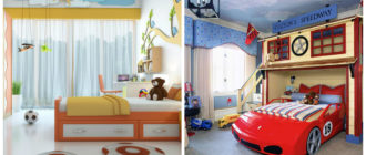 Habitaciones infantiles 2018- lindas cunas para los bebes