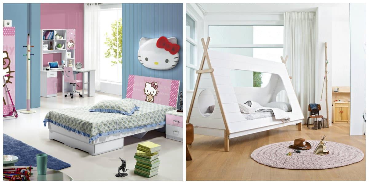 Habitaciones infantiles 2018- con sala espacionsa de actividades