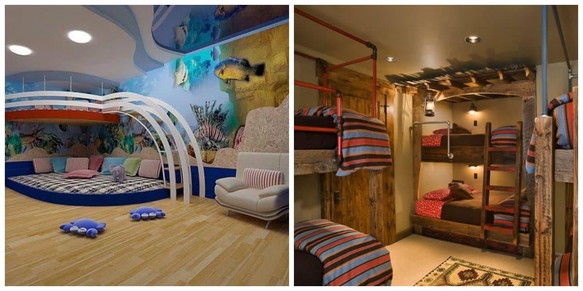 Habitaciones infantiles 2018- dormitorio ideal para los ninos