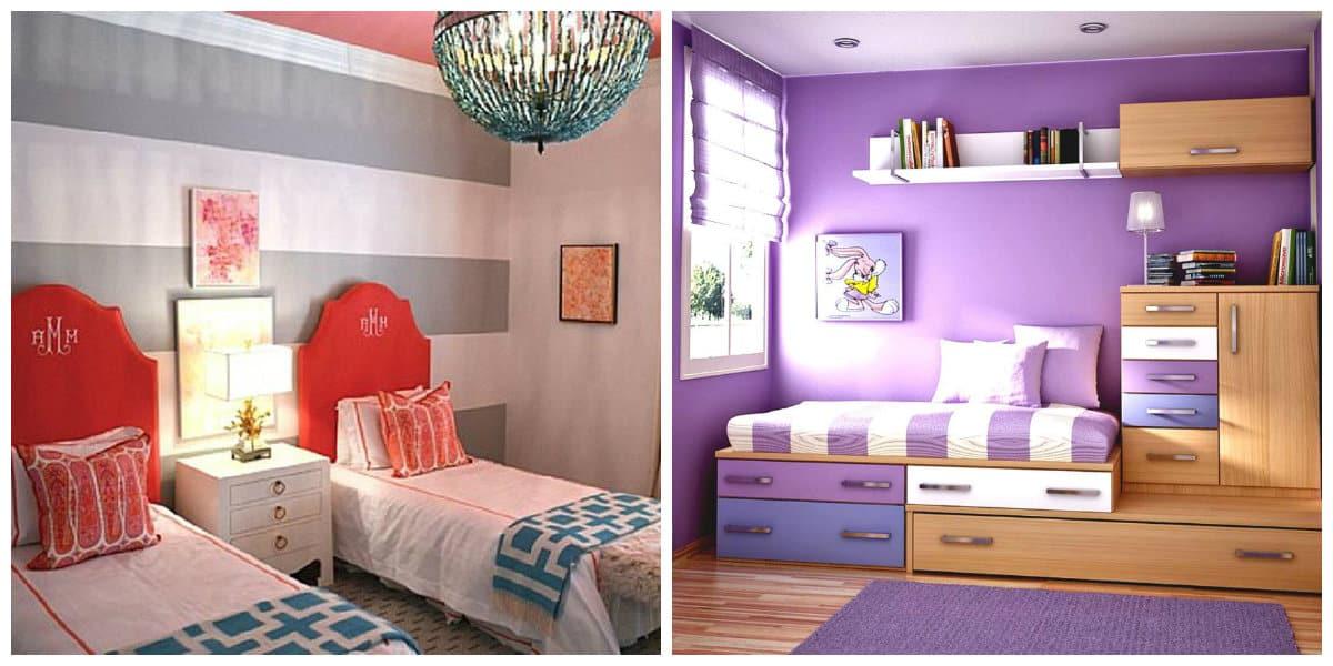 Habitaciones infantiles 2018- cama adecuada para la habiracion