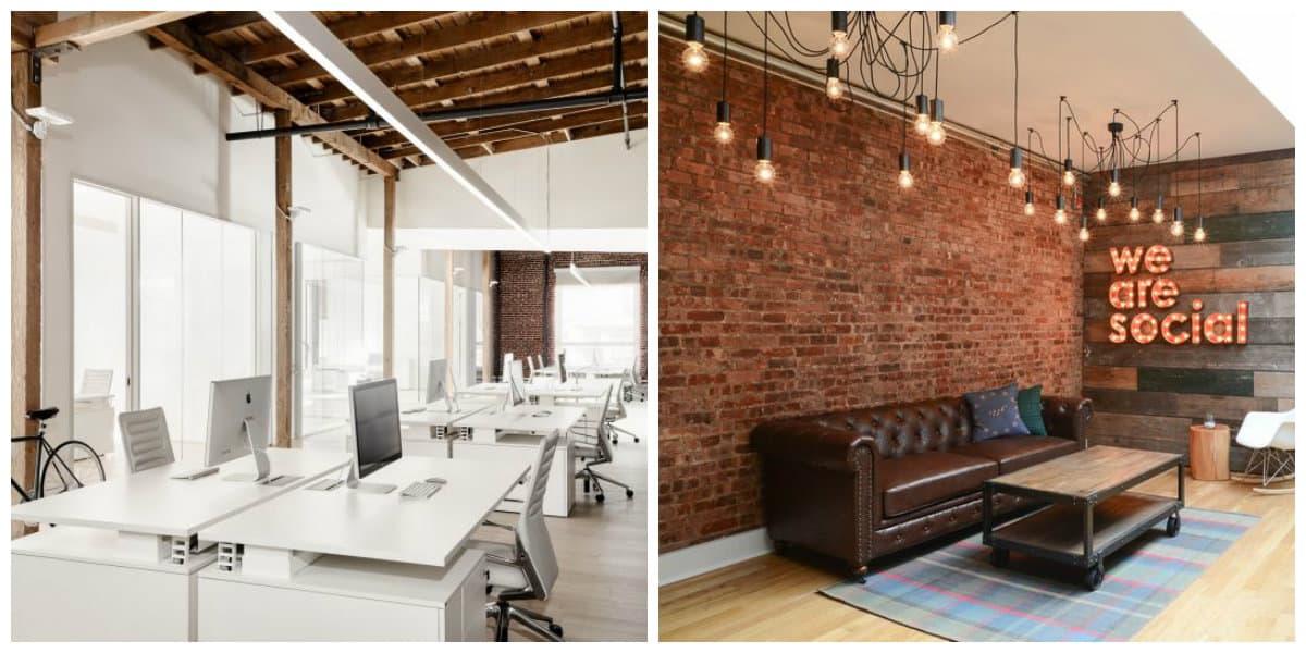 Oficinas 2018 dise o est tico del interior de la oficina for Diseno de interiores de oficinas modernas