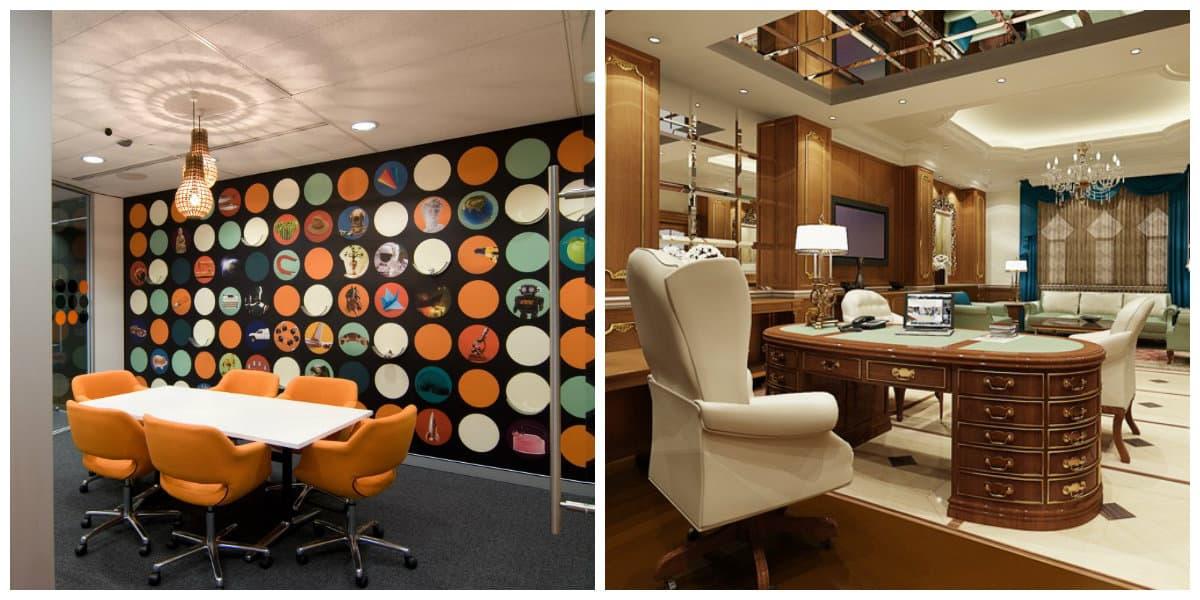Oficinas 2018- combinaciones populares de diferentes elementos