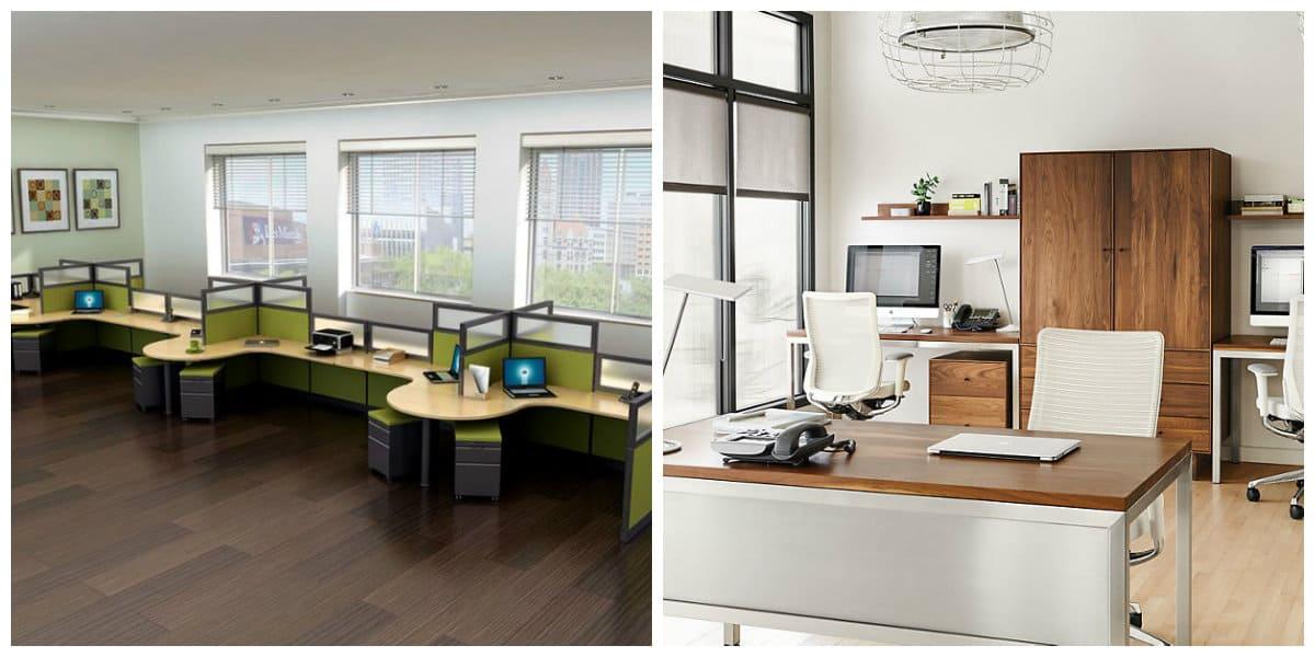 Oficinas 2018- eco-estilo, formas naturales ecologicas