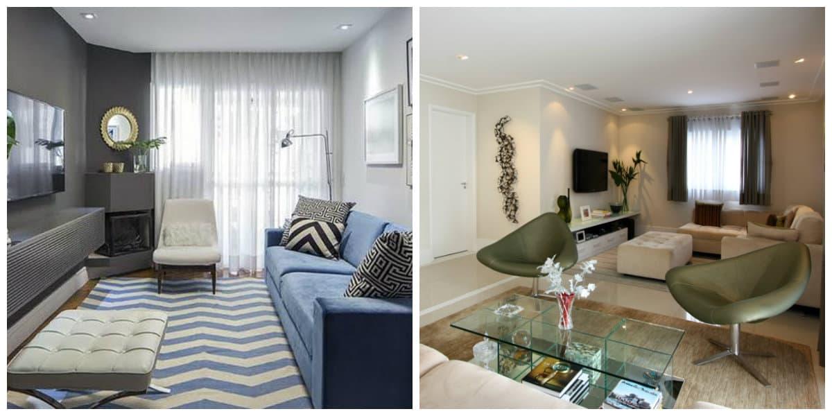 Sala de estar 2020- nuevas ideas del disenos de tu sala de estar