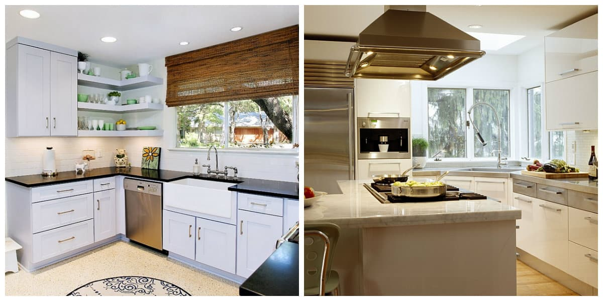 Cocinas de esquina ideas de dise o de interiores de cocinas for Ideas diseno cocina