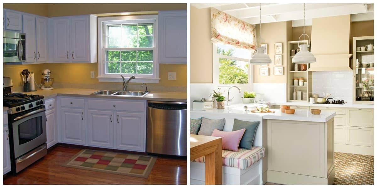 Cocinas pequeñas: Diseño e ideas de decoración de cocina