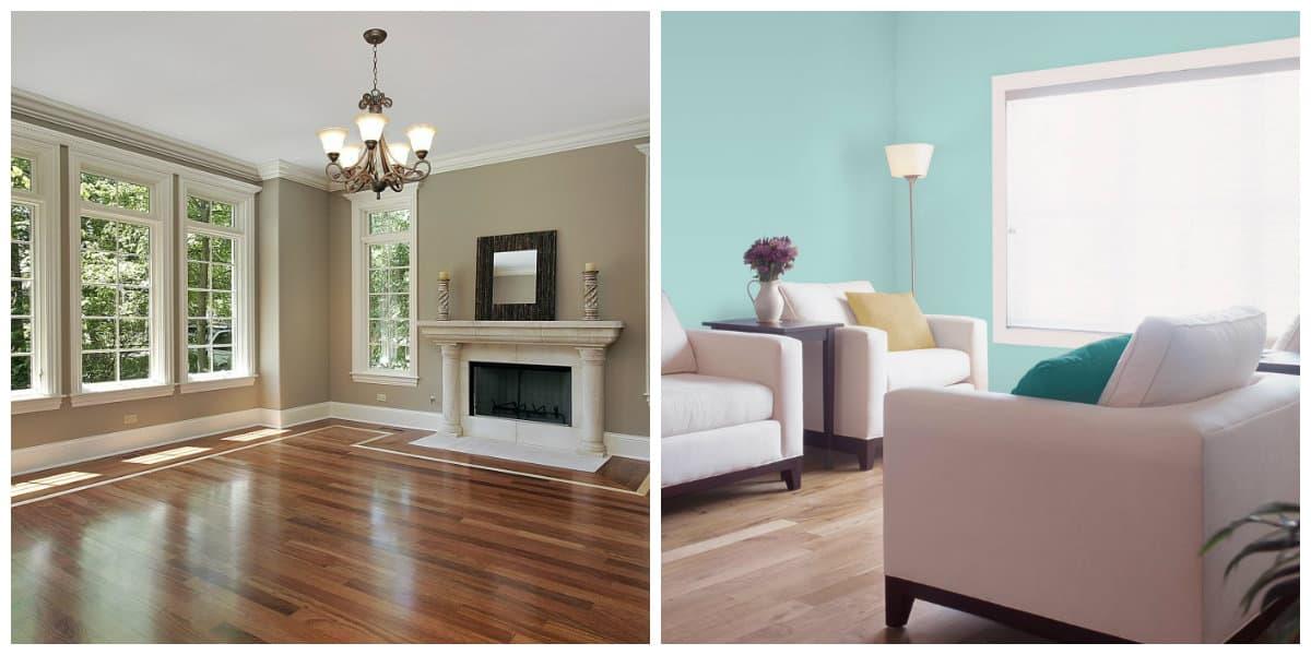 Colores de interiores 2018 colores de moda en el interior for Combinaciones de pisos para casas