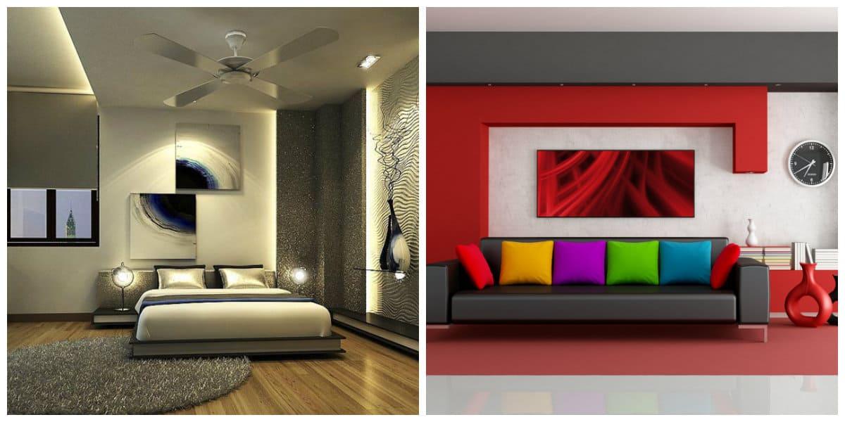 Colores de interiores 2018 colores de moda en el interior for Decoracion del hogar 2018