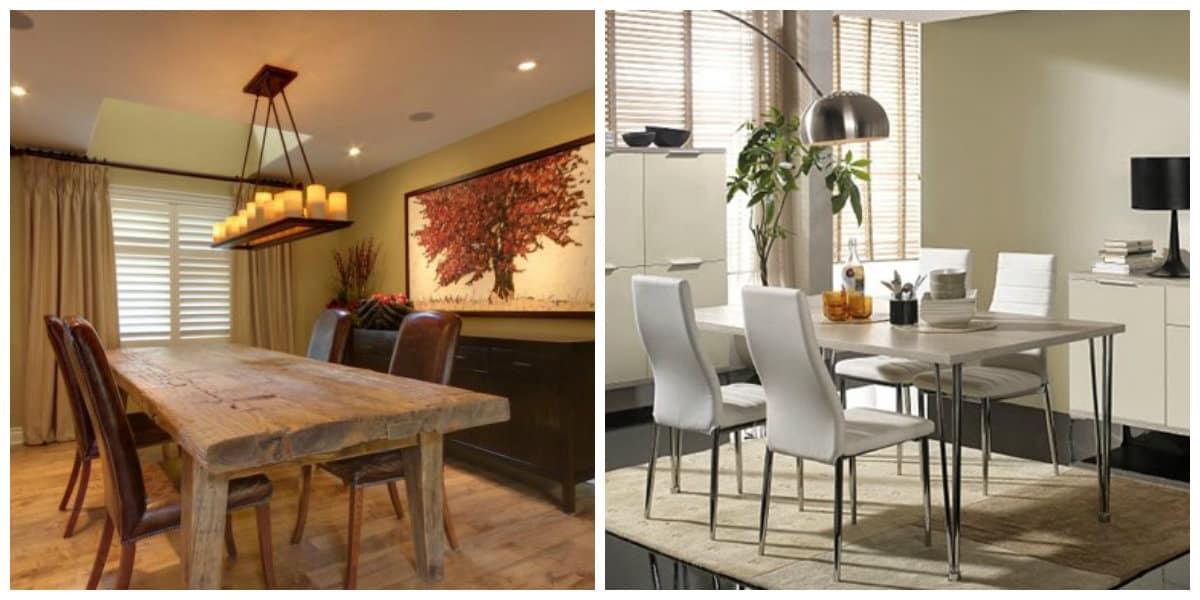 Comedores 2018 dise o moderno de cocina y del comedor 2018 for Diseno de interiores clasico