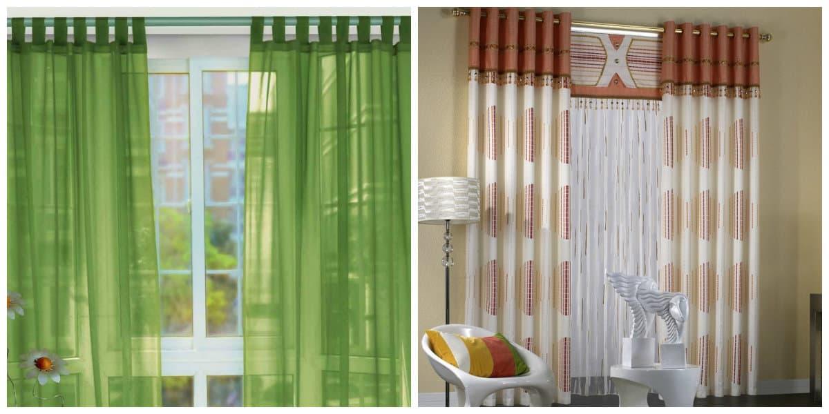 Cortinas 2018: Diseño de cortinas de moda para casa 2018
