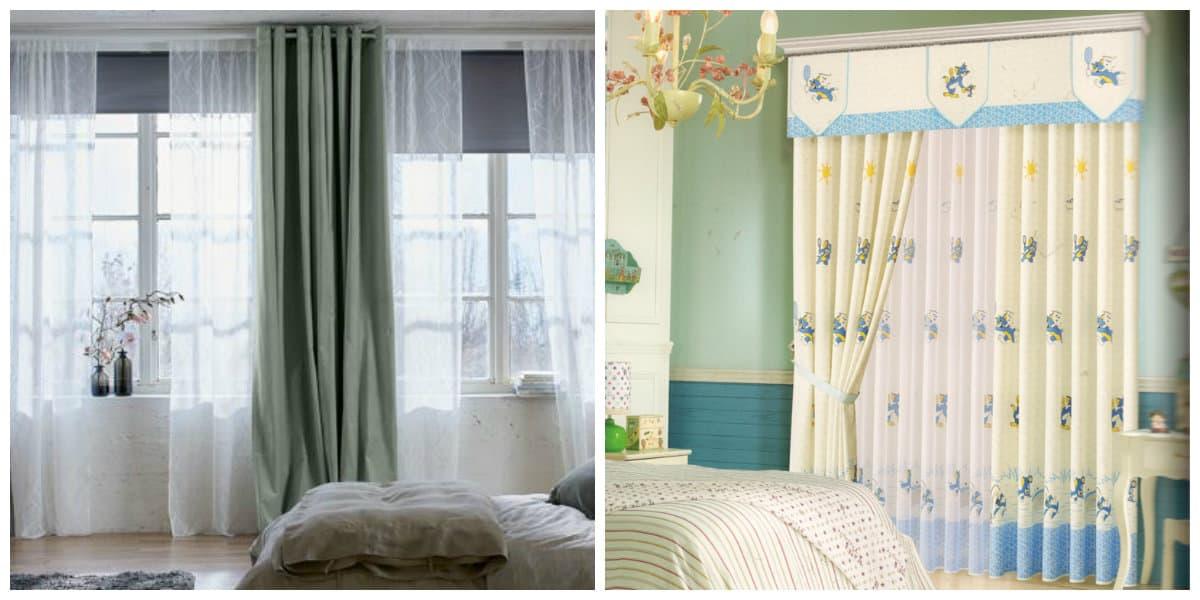 Telas para cortinas de salon affordable telas para for Ultimas tendencias en cortinas para salon