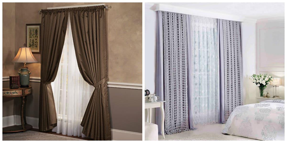 Cortinas para habitaci n dise o contempor neo de cortinas for Cortinas para habitacion