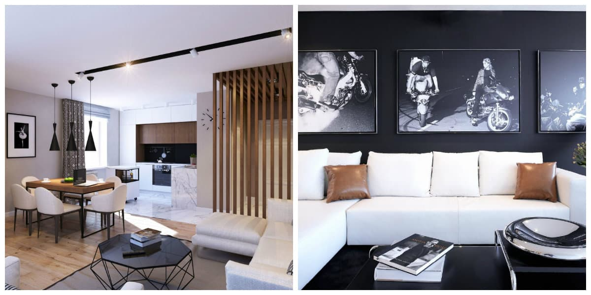 decoraci n de apartamentos interior moderno del apartamento On decoración interior del apartamento