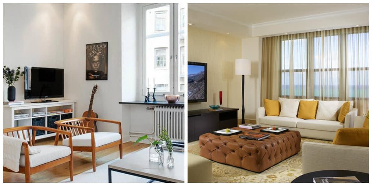 Decoración de interiores 2020 - colores principales de moda