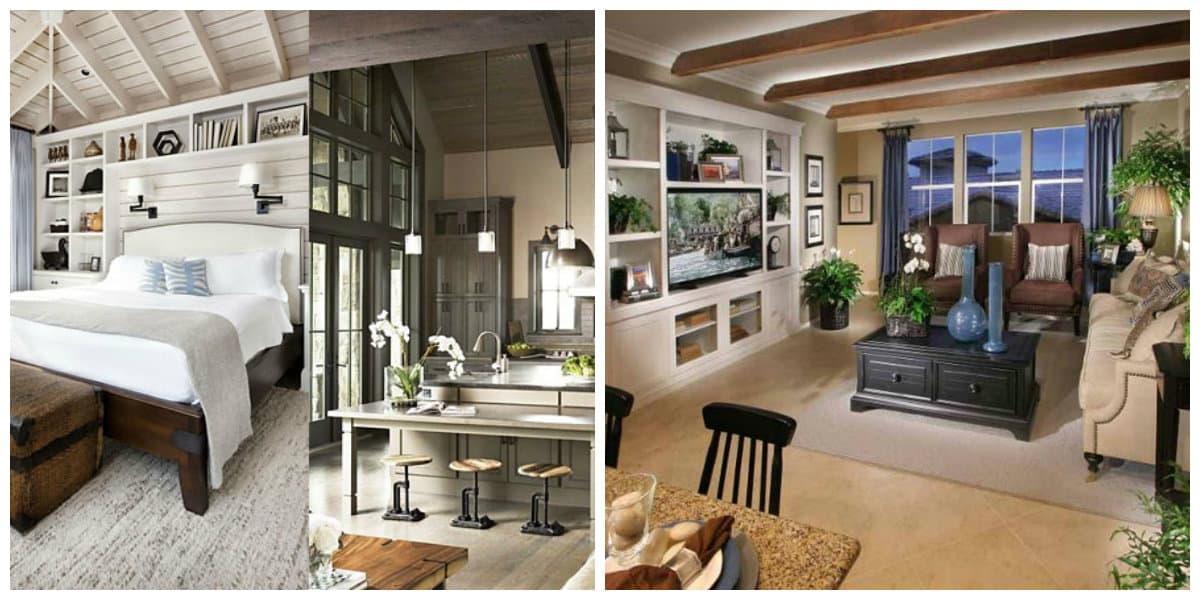 Decoración de interiores 2020- cocinas, habitaciones y salones de moda