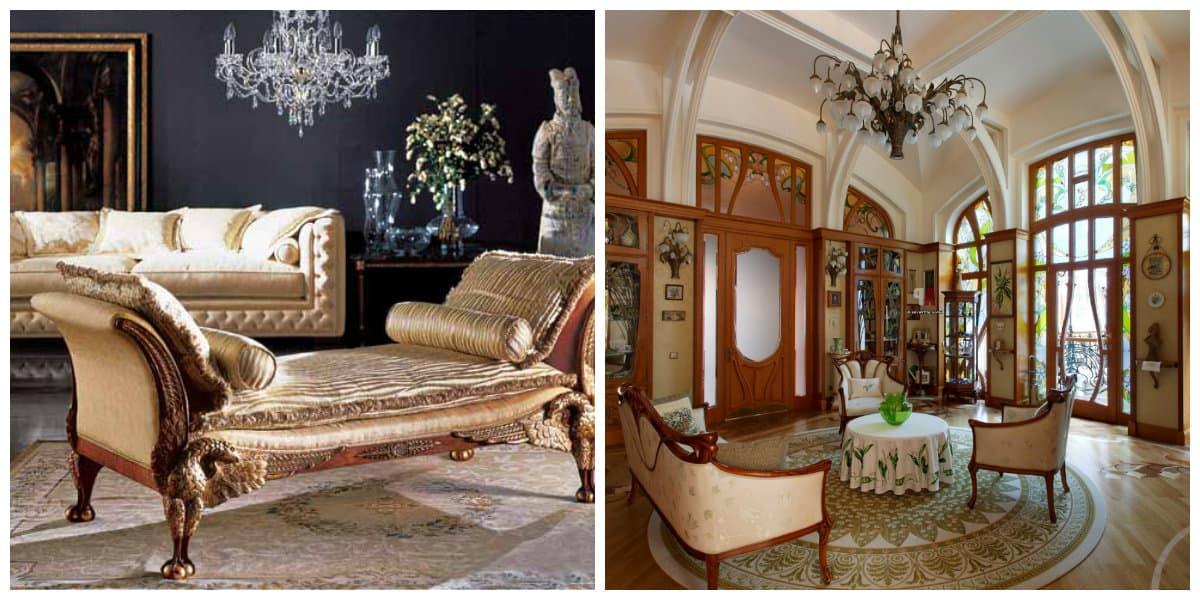Decoración de sala de estar0- interirores modearnas a su gusto
