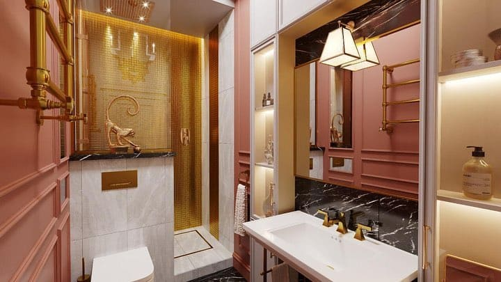 Baños 2020; Tendencias, fotos e ideas originales de baño 2020