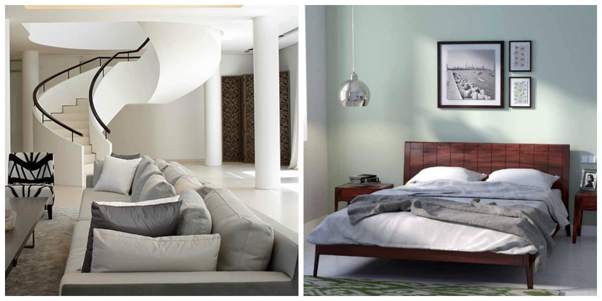 Diseño interiores 2020- decoracion de diferentes habitaciones