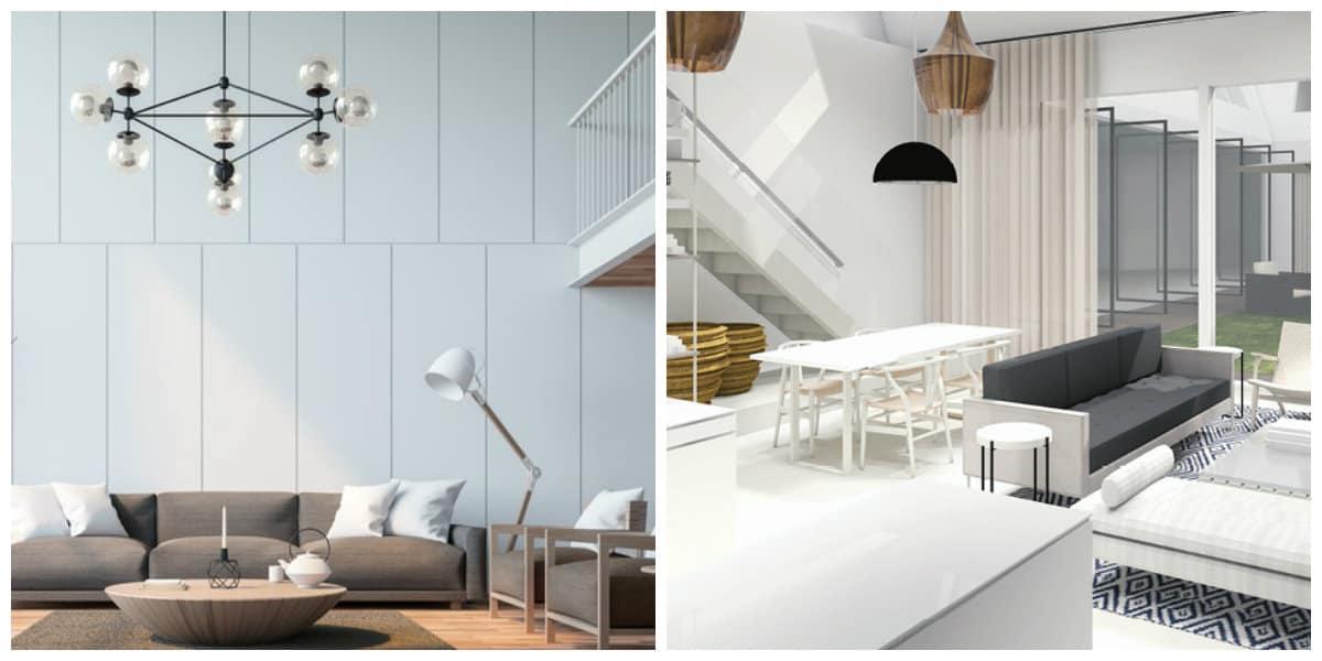 Diseño interiores 2020- simplicidad y eleganci en un lugar