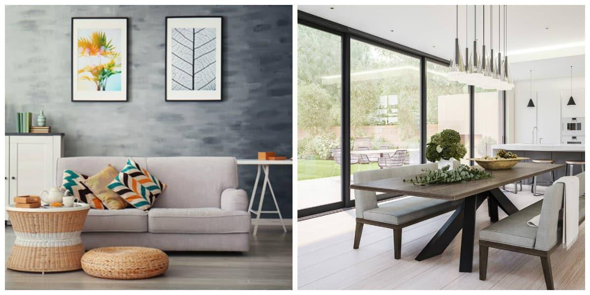 Diseño interiores 2020- colores calmante no muy oscuros de moda