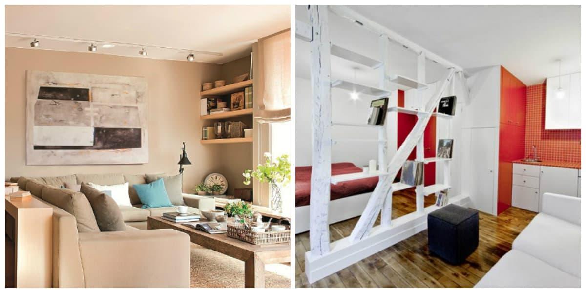 Diseños de apartamentos- mejores soluciones a tu gusto