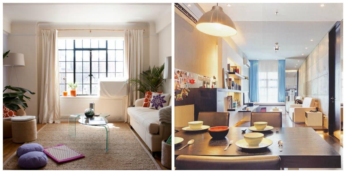 Diseños de apartamentos- diversidad de decorar tu apartamento pequeno