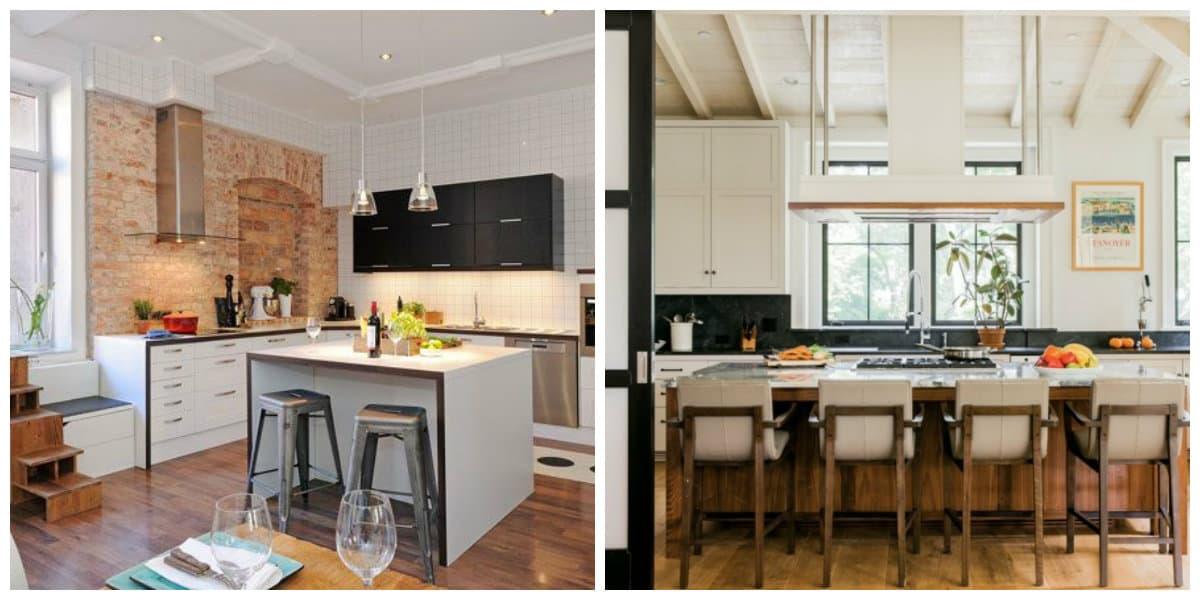 Dise os de cocinas comedor interiores de cocinas comedor - Diseno interiores cocinas ...