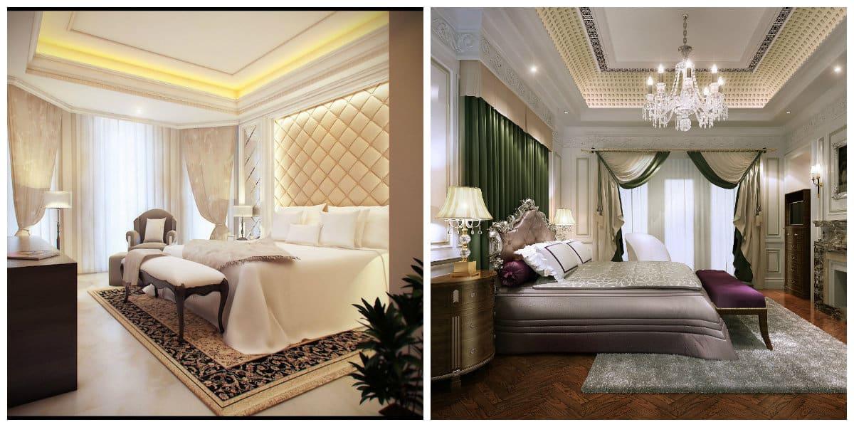 Dormitorios clásicos- tendencias principales para su dormitorio