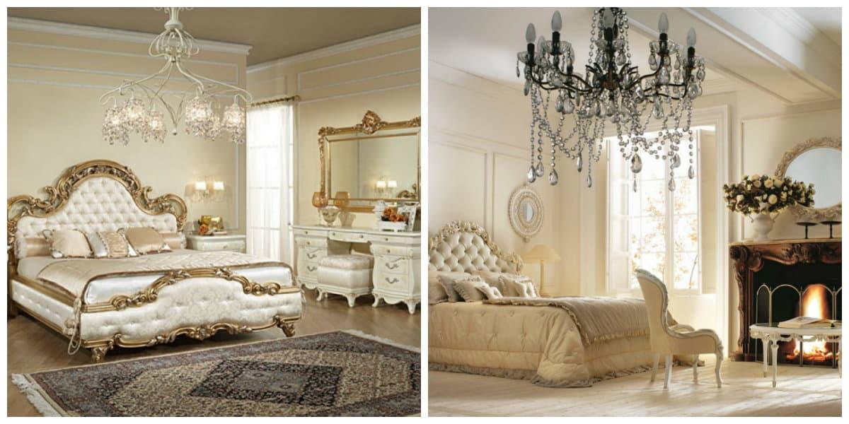 Dormitorios clásicos- el clasicismo como una especie principal