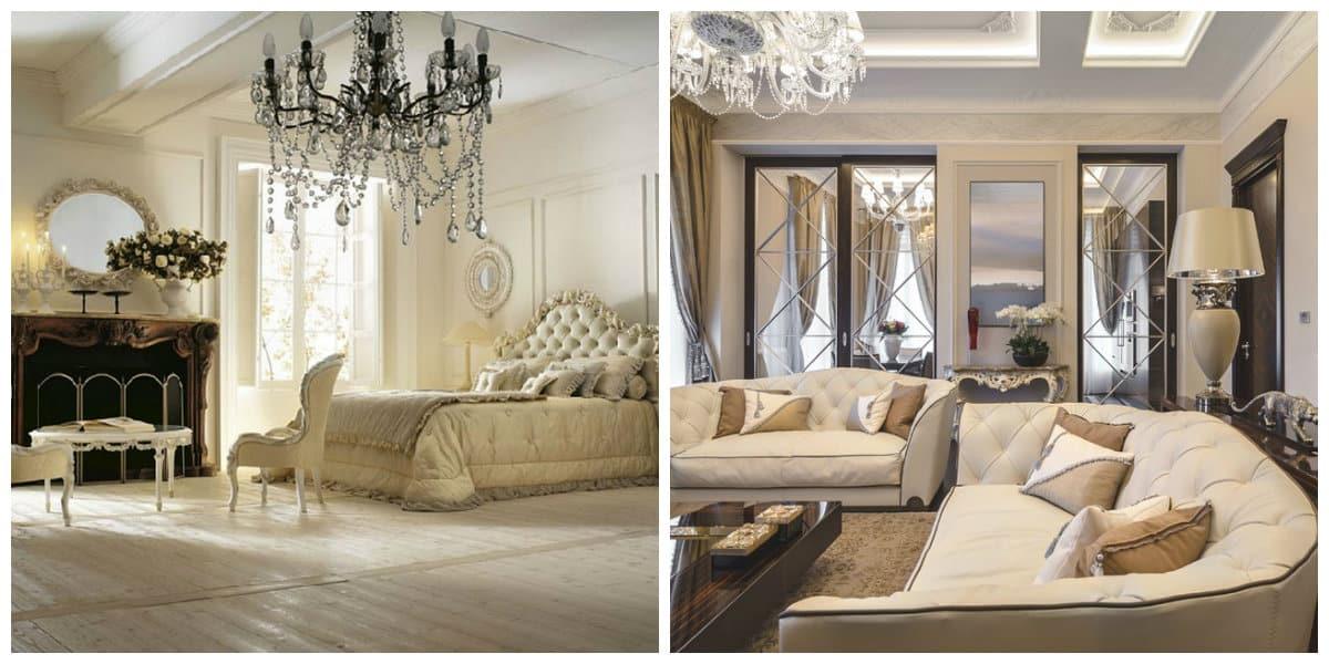 Estilo cl sico interiores de casas de estilo cl sico de moda Estilo clasico diseno de interiores