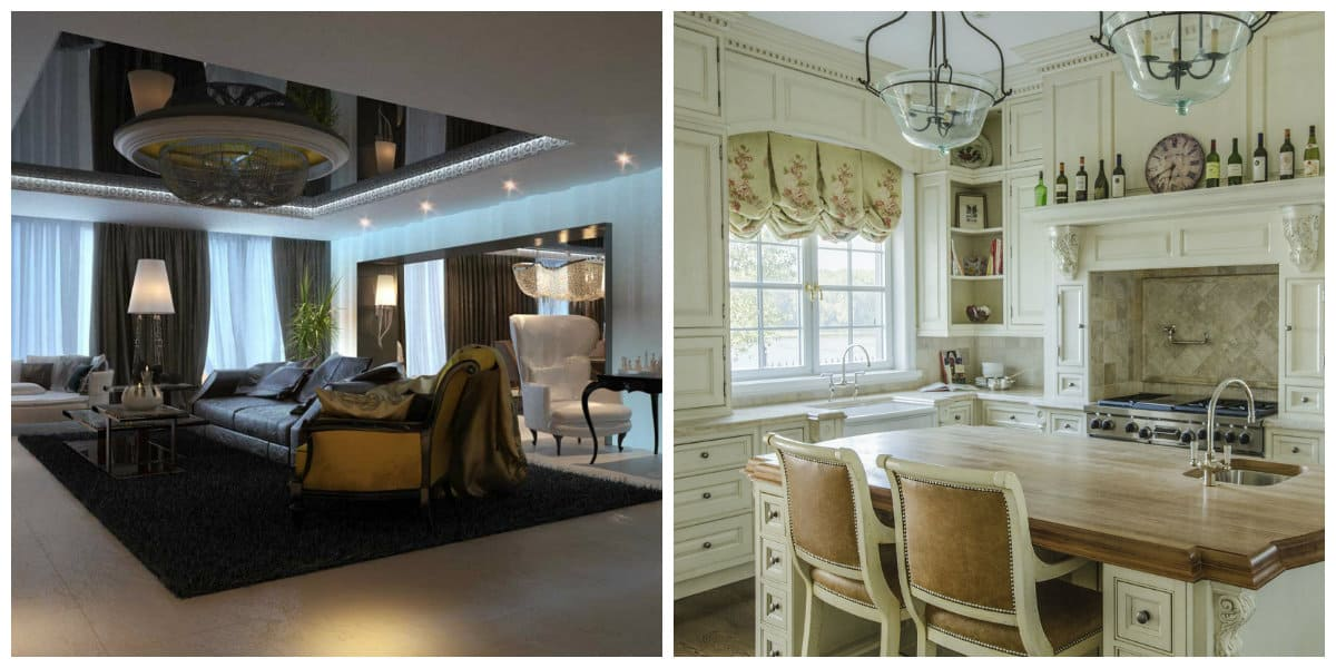 Estilo cl sico interiores de casas de estilo cl sico de moda for Diseno de interiores clasico