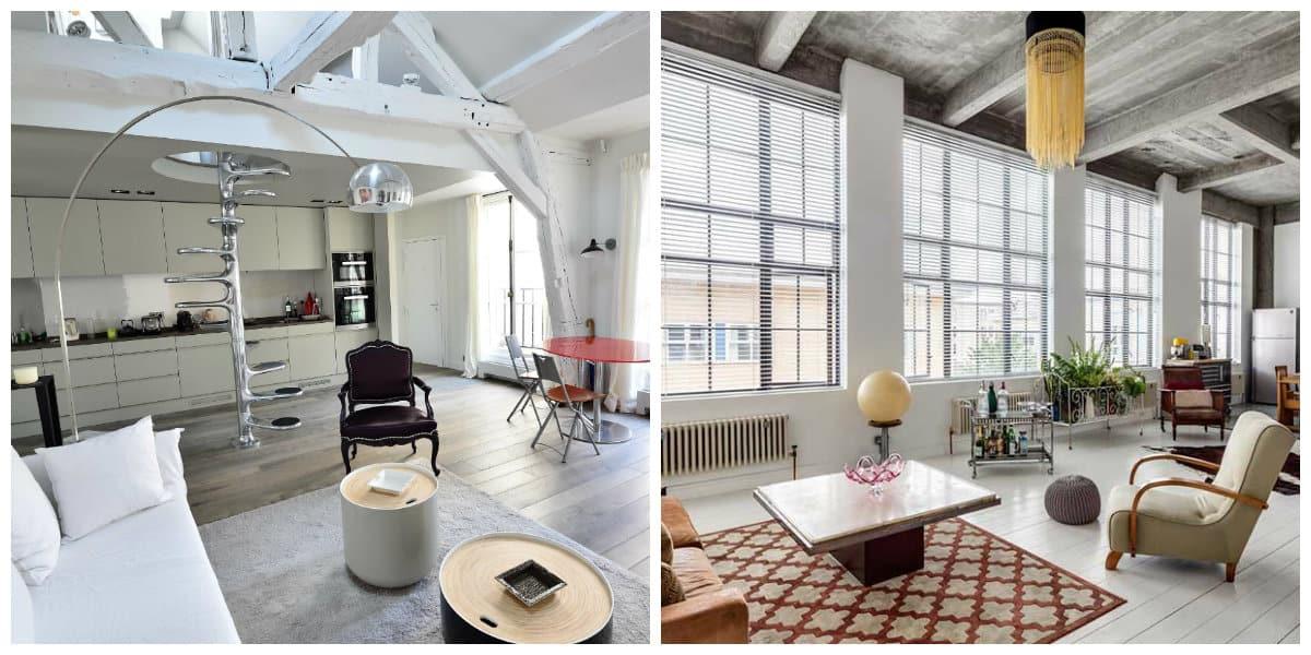 Estilo loft incre ble estilo y decoraci n de loft en el for Decoracion estilo loft