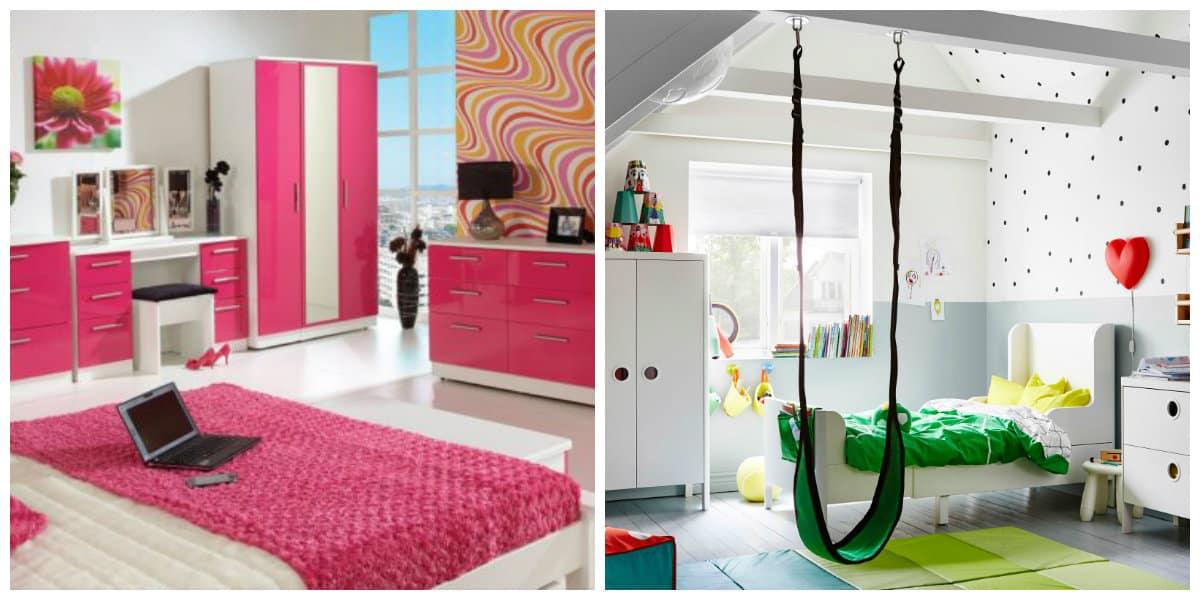 Habitaciones juveniles 2018 dise o moderno de cuartos - Habitaciones juveniles diseno ...