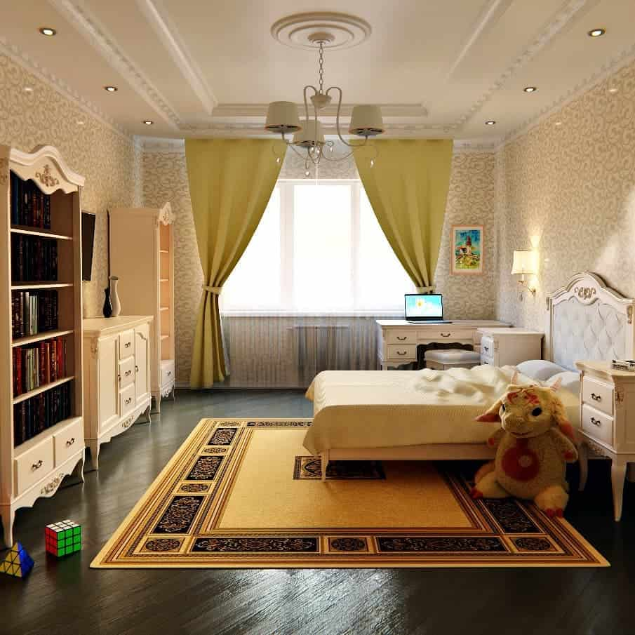 Habitaciones-juveniles-2020-Diseño-moderno-de-cuartos-adolescentes