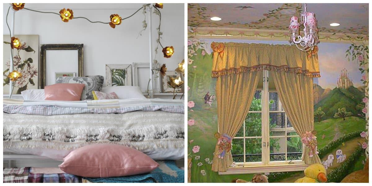 Habitaciones para niñas- todas instalaciones fabulosas