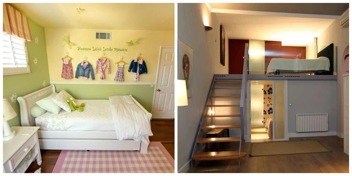 Habitaciones pequeñas- tendencias principales para tu hogar