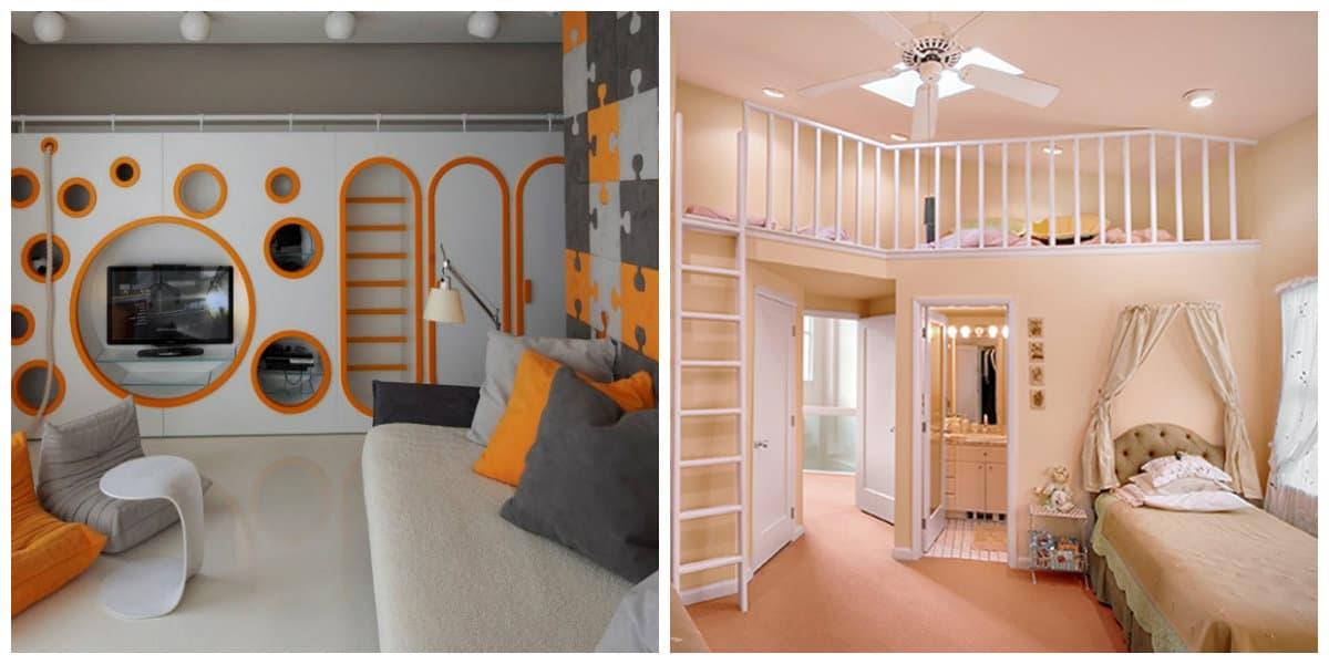 Habitaciones peque as dise o de dormitorios peque os de moda for Disenos de roperos para dormitorios pequenos