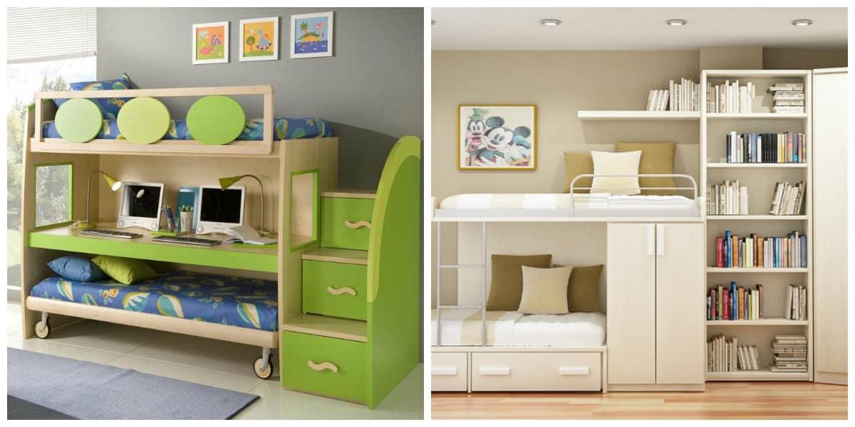 Habitaciones pequeñas- colores calmantes para tu hogar de moda