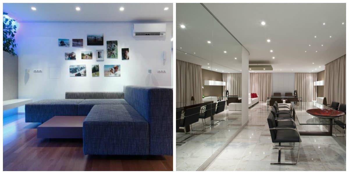 Iluminación de interiores- todas las ideas mejores
