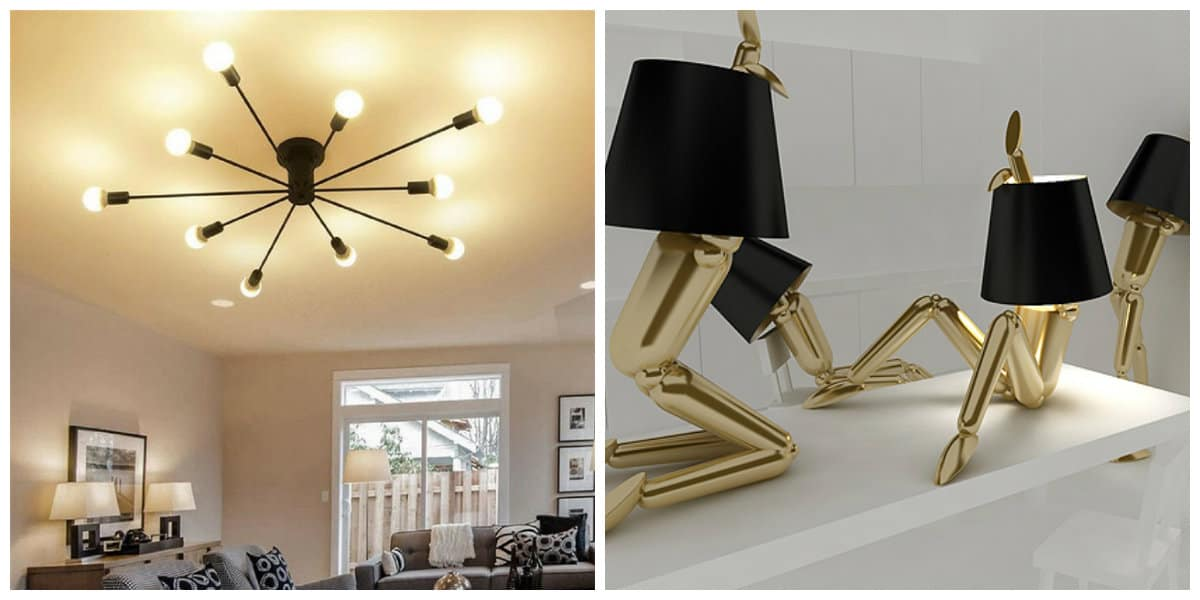 Lámpara 2020- variedades de lamparas de moda
