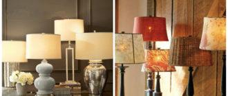 Lámpara 2018- lamparas de mesa muy practicas en uso