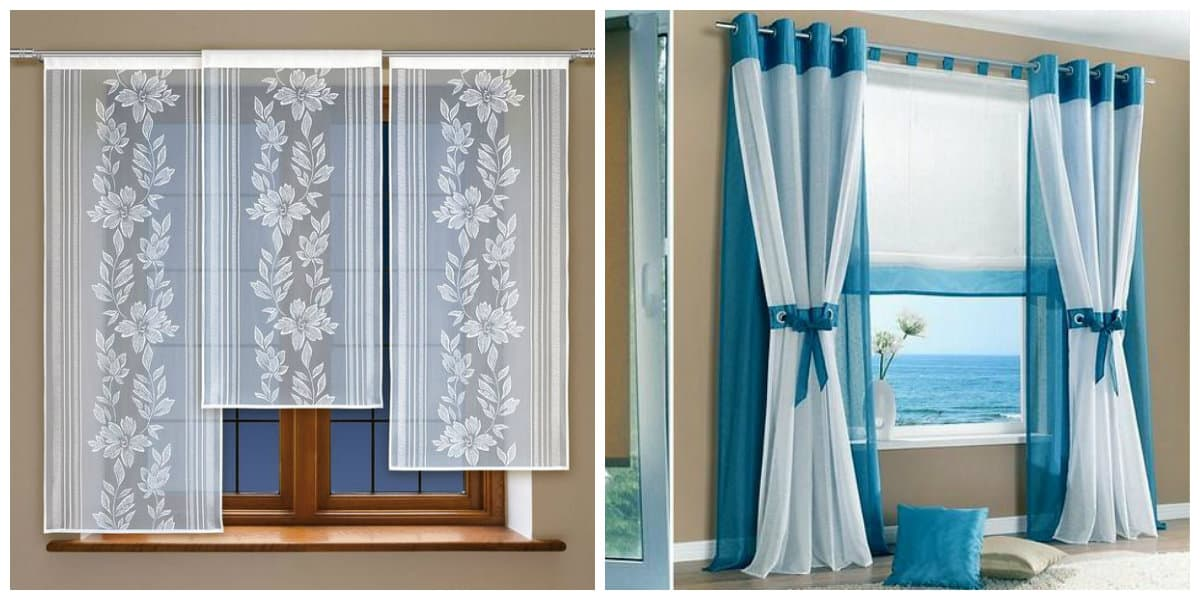 Lambrequines para cortinas dise o moderno de lambrequines - Cortinas interiores casa ...