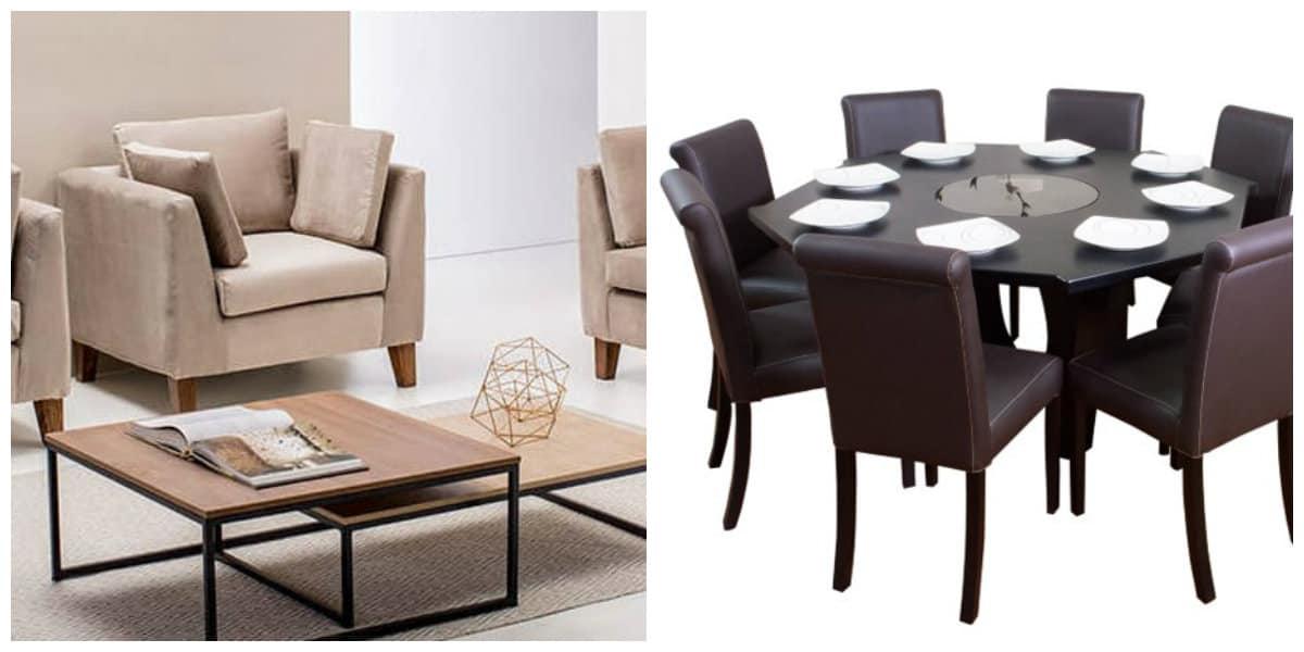 Muebles 2018- muebles de moda para sala de estar