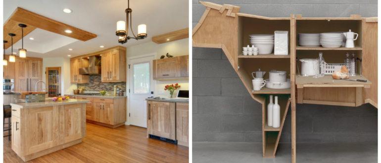 Muebles 2018- ideas creativas y practicas para tu cocina