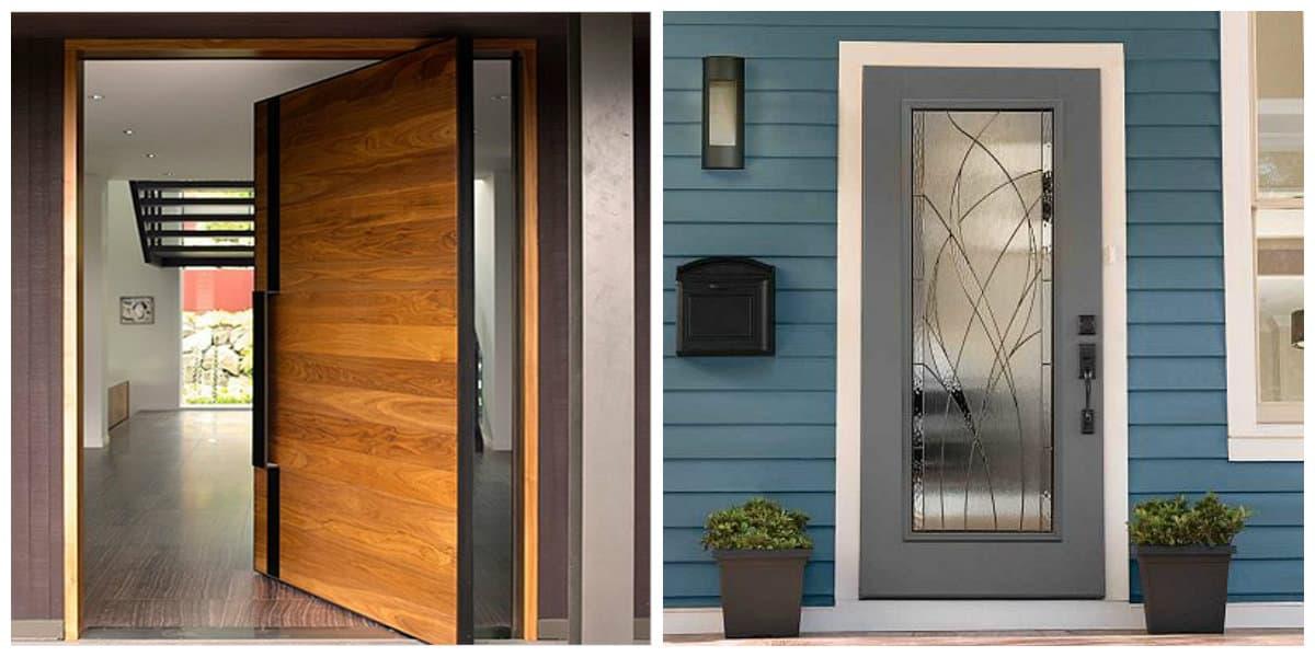 Puertas 2018 dise o actual de puertas de moda en 2018 for Cambiar de color puertas interiores