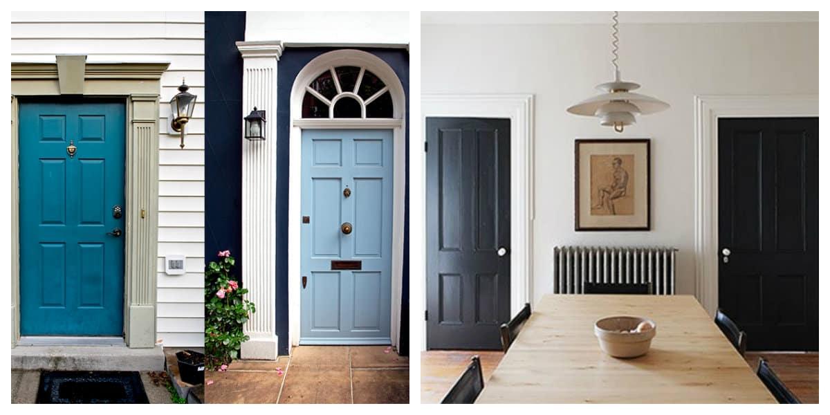 Puertas 2020- soluciones para los exetiroes de las casas