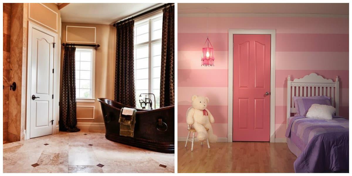 Puertas 2020- originales ideas para banos y dormitorios